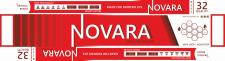 Дизайн упаковки Novara