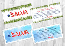 "Флаер-открытка ""Сальва"""