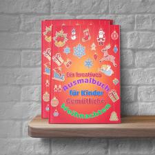 Дизайн и верстка детской раскраски