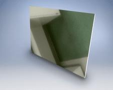 Панельная стенка задняя зеркальная