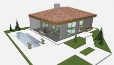 Испанский дом 3