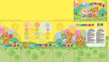 Упаковка на желейные конфеты
