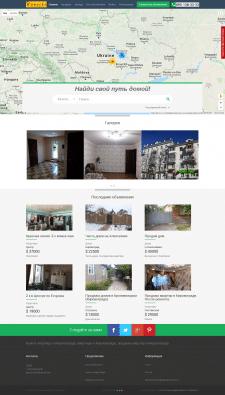 Разработка сайта на Joomla(Агентство недвижимости)