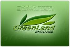 """Лого """"Гринленд"""""""