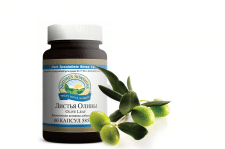 Листья оливы НСП (Olive leaf NSP)