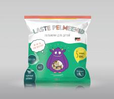 Упаковка для детских пельменей (Эстония)