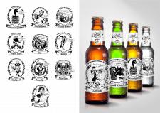 Дизайн серии этикеток
