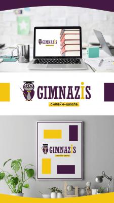 логотип для онлайн школы