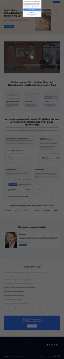 Верстка и интеграция в Wordpress страницы