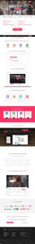 Landing Page - Booseed платформа нативной видеорек
