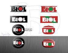 Разработка логотипа для фирмы литой посуды Биол