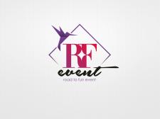 Лого и фирстиль для Rf-Event