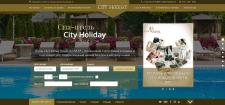 "Сайт отеля ""City Holiday Resort & SPA"""