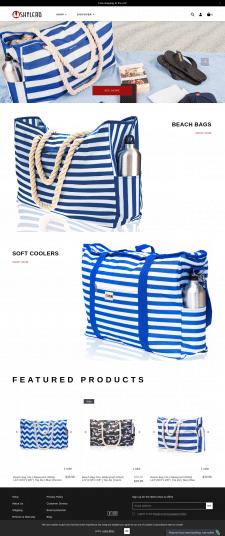 SHYLERO Beach Bags