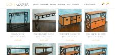 Производство мебели в стиле лофт