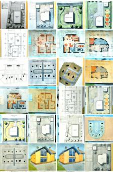 """К проекту """"Четыре архитектурных проекта за 10 дней"""