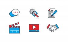 Иконки для SofPolAnimation