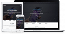 Milness - Showcase Mobile App HTML Template