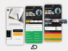 Mobile Design & Concept Freelancehunt