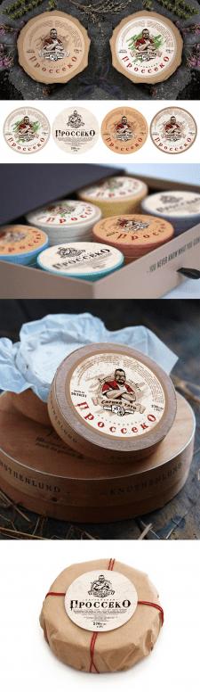Упаковка крафтовых сыров