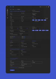 Dashboard для программы доставки продукта