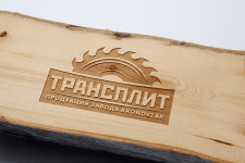 Логотип компанії з деревообробки
