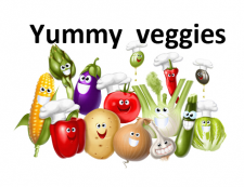 Yummy veggies