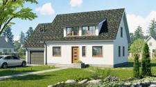 Загородный дом - экстерьер