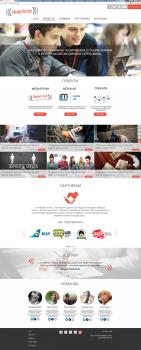 UI&UX Design Website concept
