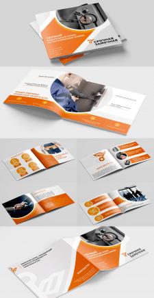 Дизайн маркетинг-кита службы по вскрытию замков