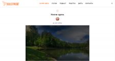 Создание простого бюджетного сайта