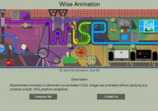 Создание анимации на чистом CSS3