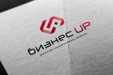 Логотип для агентства БизнесUP