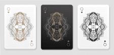 дизайн карт игральных