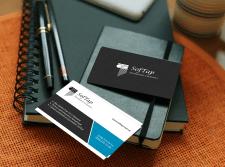 визитки  для Softap