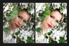 Ретуширование фото/цветокорекция