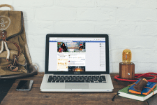 Шапка профиля Facebook