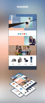 Fashion (web design)