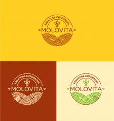 Логотип для сыроварни Molovita