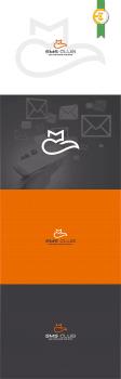 Логотип для SMS CLUB
