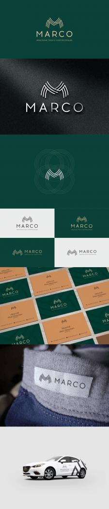 Логотип для Marco