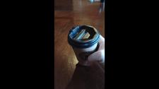 [VFX] Эффект магического кофе на плохую камеру
