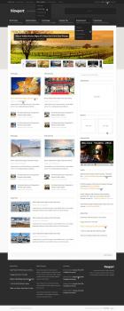 Создание сайта на WordPress.