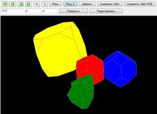 3D-рушій для молекулярного конструктора