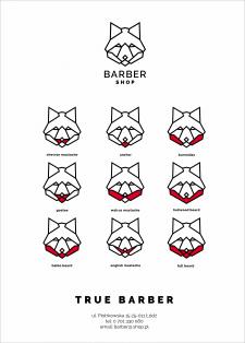 Плакат для барбер шопа