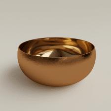 Моделирование и визуализация вазы DomeDeco