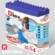 Упаковка детского конструктора
