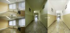 Обработка фото Интерьеров, Цветокоррекция