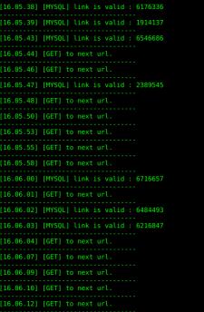 Проектирование БД на базе MariaDB/MySQL + паук