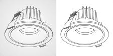 Контурные рисунки 1